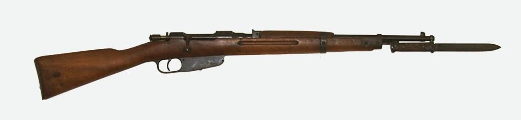 Carcano M.91/38 - (Italia)