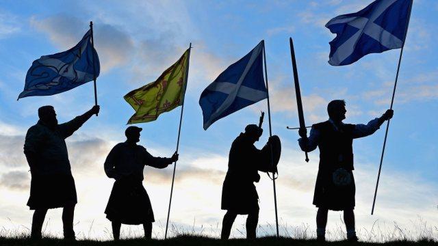 Scozia: miraggio per gli antinazionali