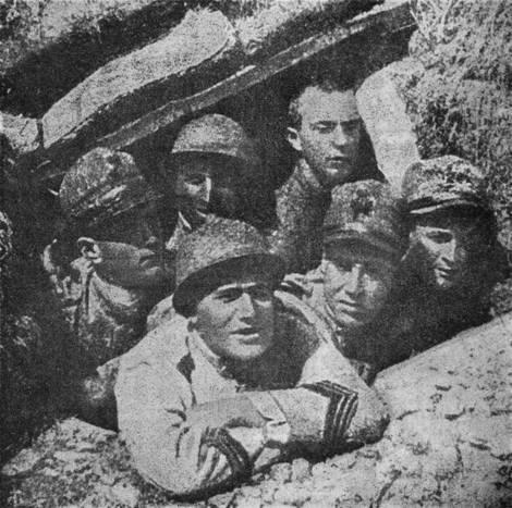 1919: Turbolento, Diabolico e Glorioso