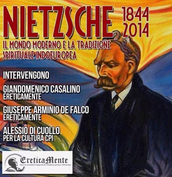 Nietzsche filosofo antimoderno