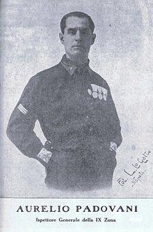 Il Capitano del Sud: Aurelio Padovani (prima parte)