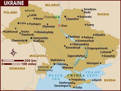 Cartina Geografica Russia Ucraina.Un Viaggio A Leopoli Ucraina Ereticamente