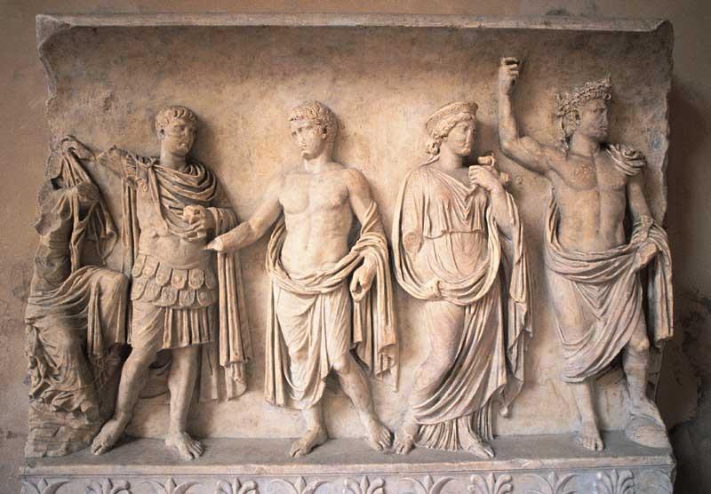 Paidéia greca e Mos Majorum romano: la genesi e la formazione dell'uomo europeo