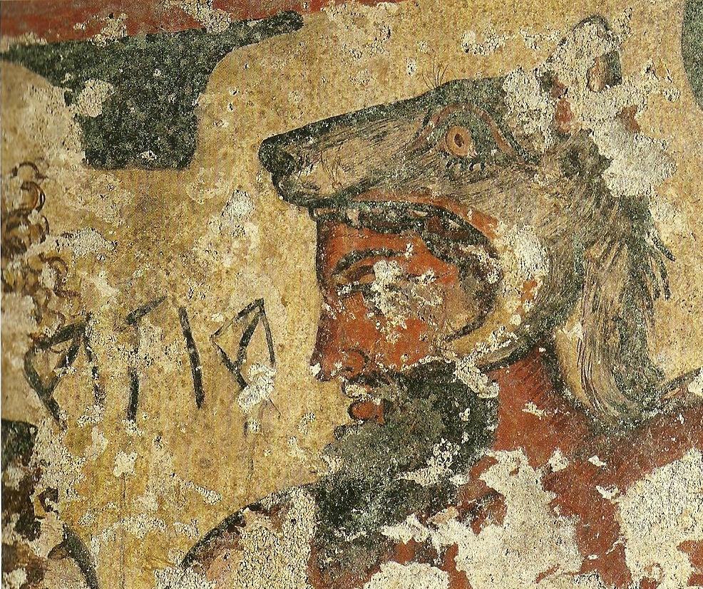 Suri: l'Apollo nero degli Etruschi