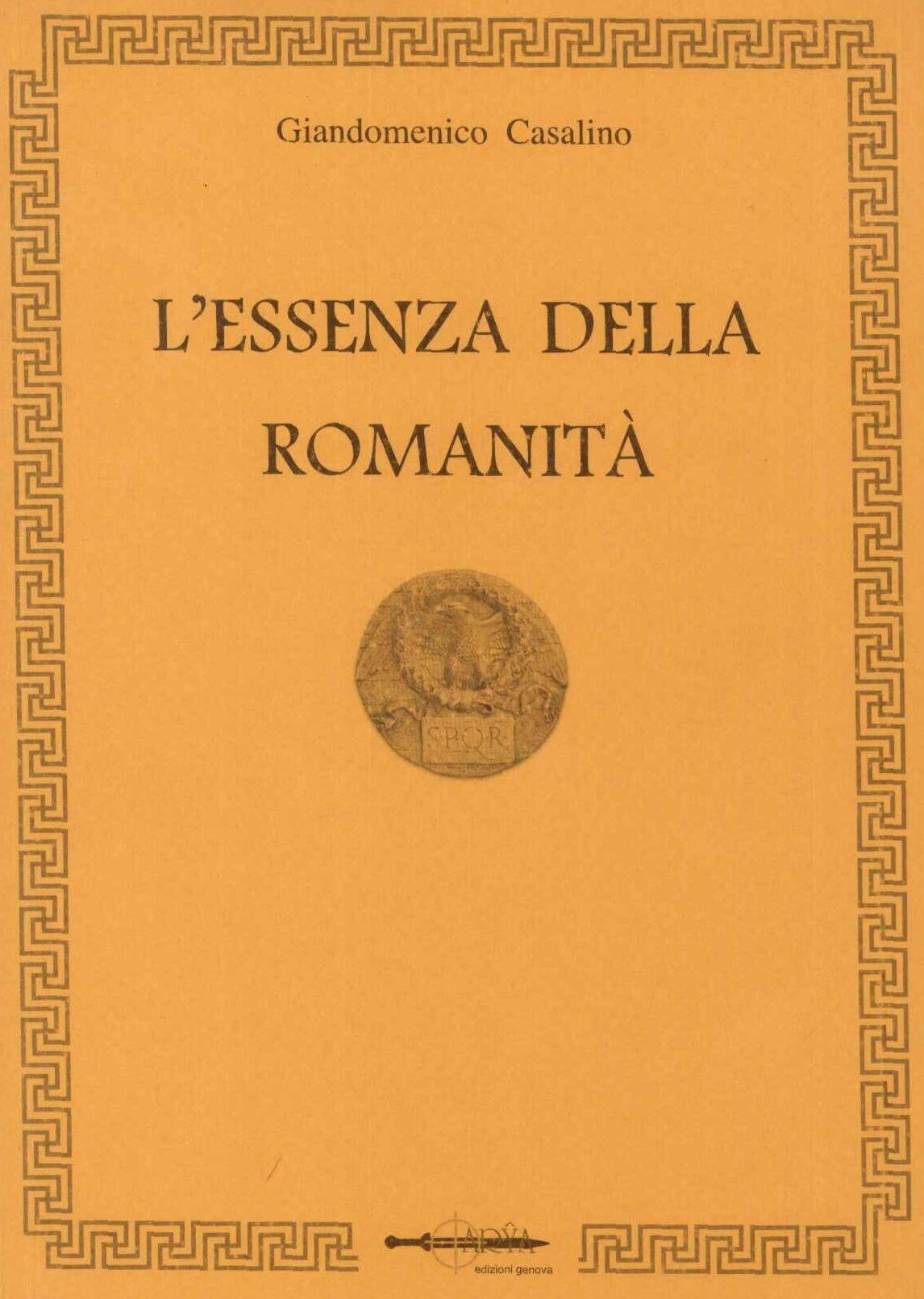 L'Essenza della Romanità