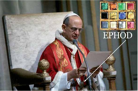 Un rabbino ci guarda dal Duomo di Milano?