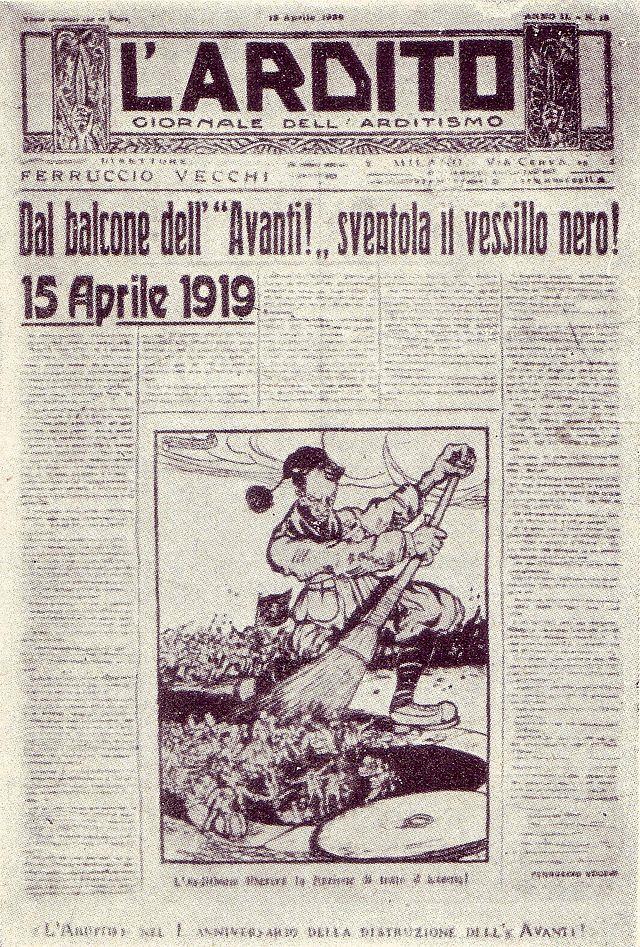 1919: turbolento, diabolico e glorioso (6^ parte)