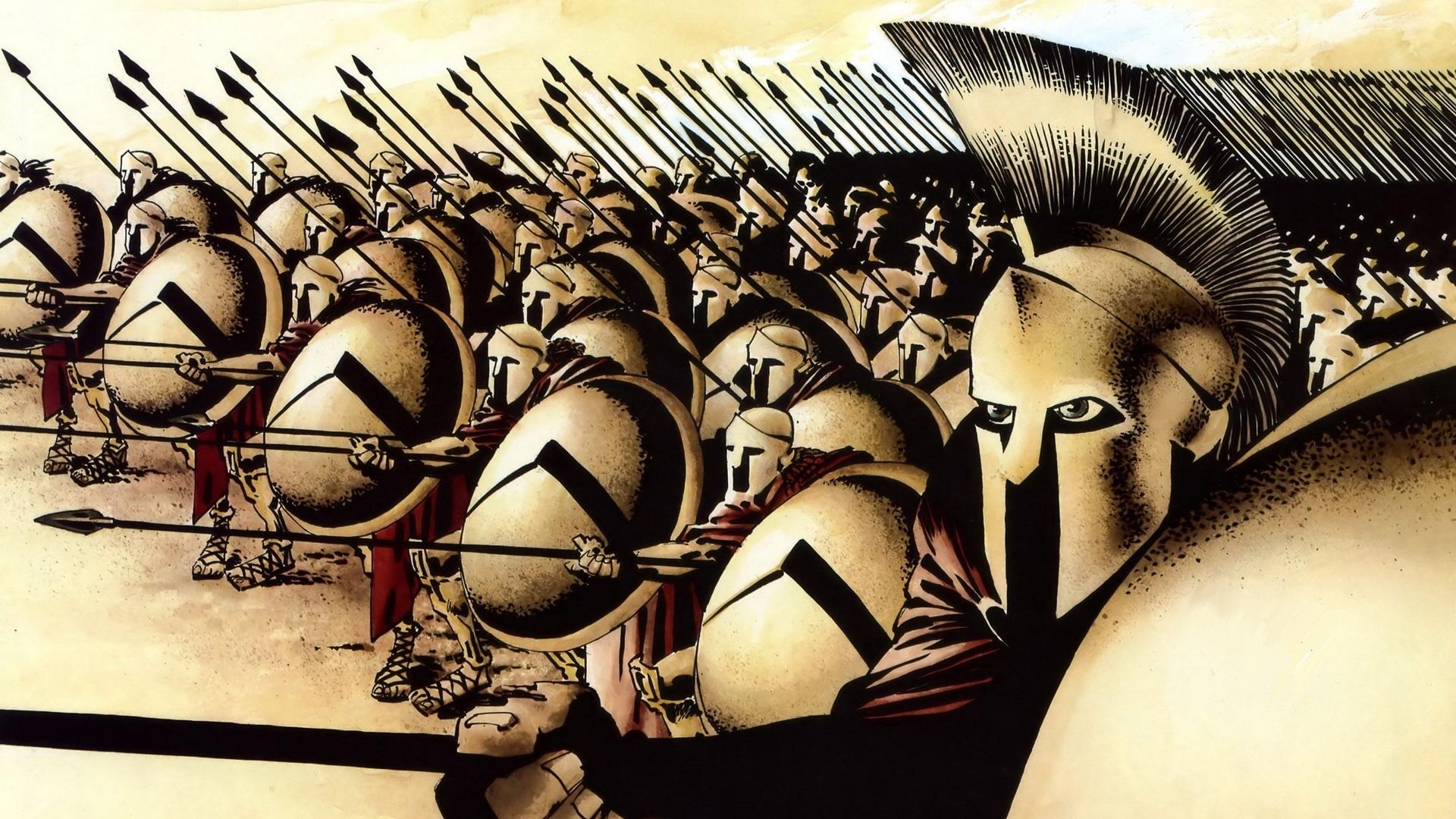 "Il ""300"" di Frank Miller: Giganti vs. Eraclidi!"