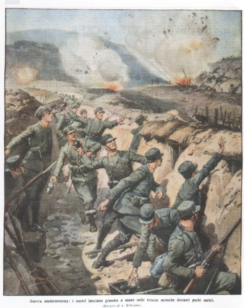 Guerra modernissima - La finestra di fronte andrea guerra ...