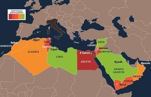 Europa, Islam, il confronto