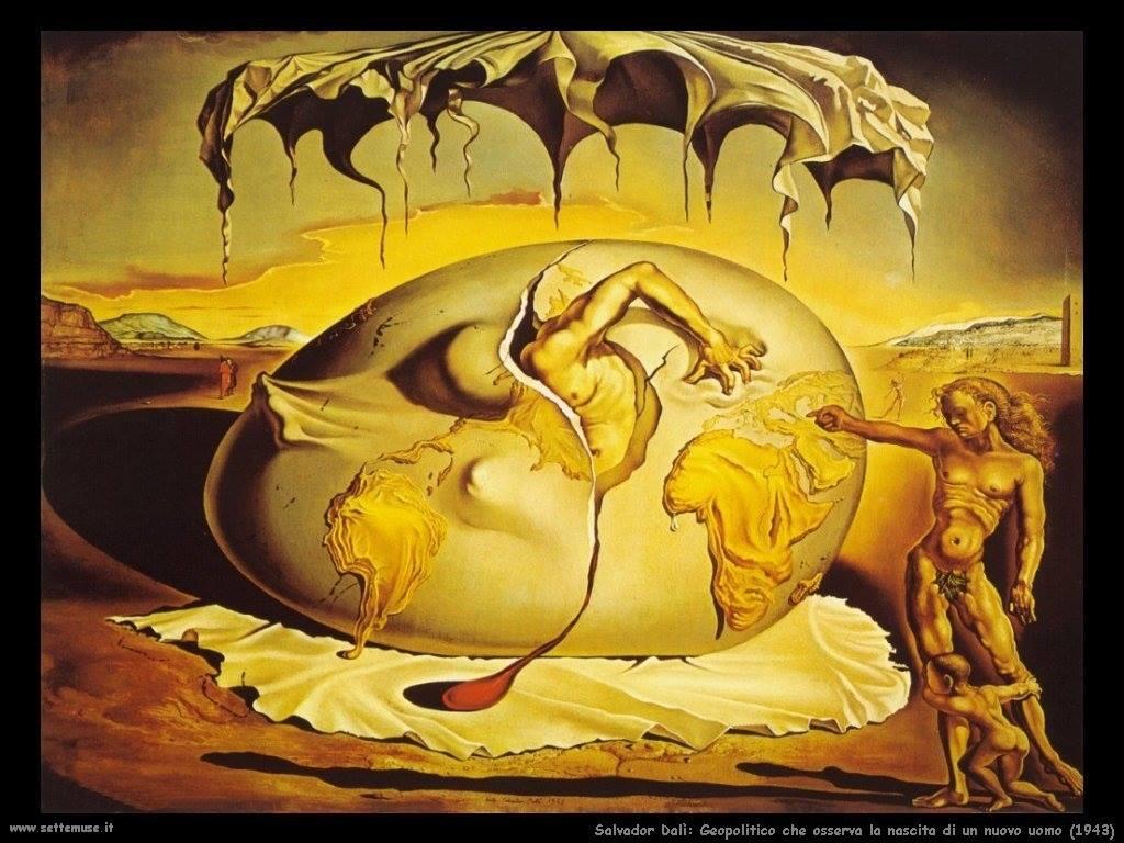 Geopolitica Angloamericana, Tedesca e Russa