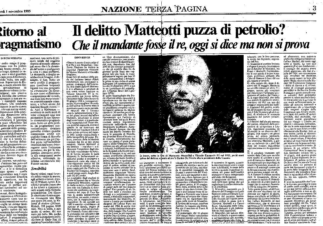 L'Italia e gli italiani nella vana ricerca di loro stessi