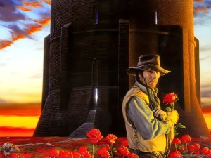 Nel settimo e ultimo romanzo della serie La Torre Nera (The Dark Tower, 2004) uno dei protagonisti è lo stesso autore, Stephen King