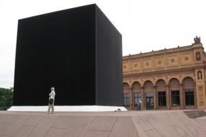 Il Cubo Nero in Australia