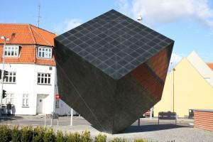 Il Cubo Nero in Danimarca