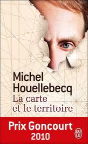 Un'edizione francese del libro La carta e il territorio (2010)