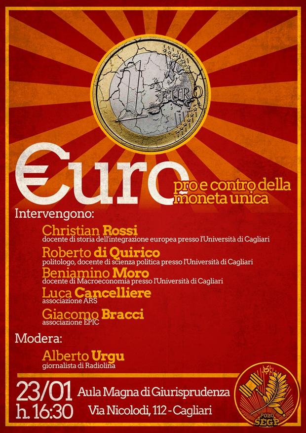 Euro. Pro e contro della moneta unica