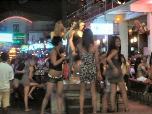 Lo squallore del turismo sessuale in Thailandia