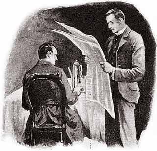 Sherlock Holmes a piazza San Sepolcro (seconda parte)