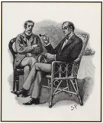 Sherlock Holmes a piazza San Sepolcro (terza parte)