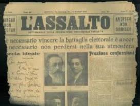 1920: L'anno della minorità fascista (quarto capitolo)