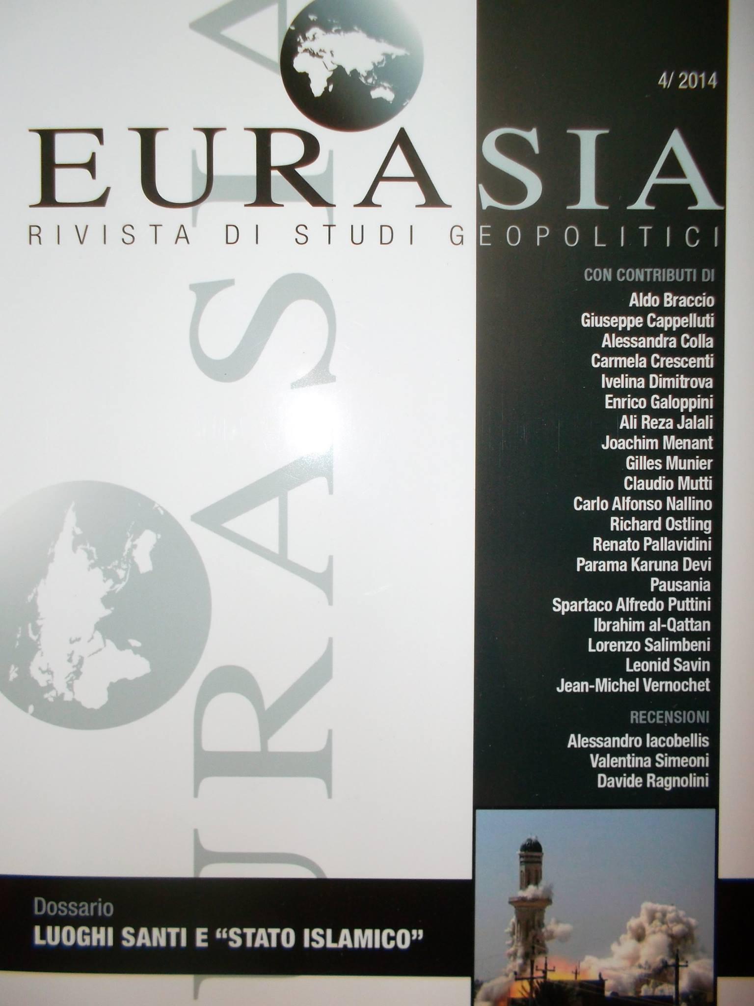 EURASIA – Rivista di studi geopolitici