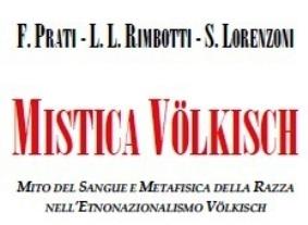 Le nostre letture: Mistica Völkisch