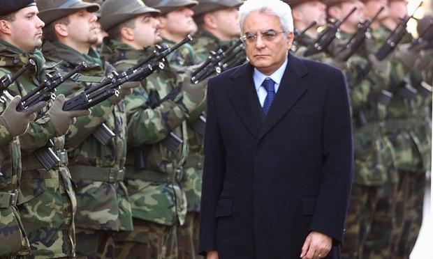 Un presidente grigio per un'Italia incolore