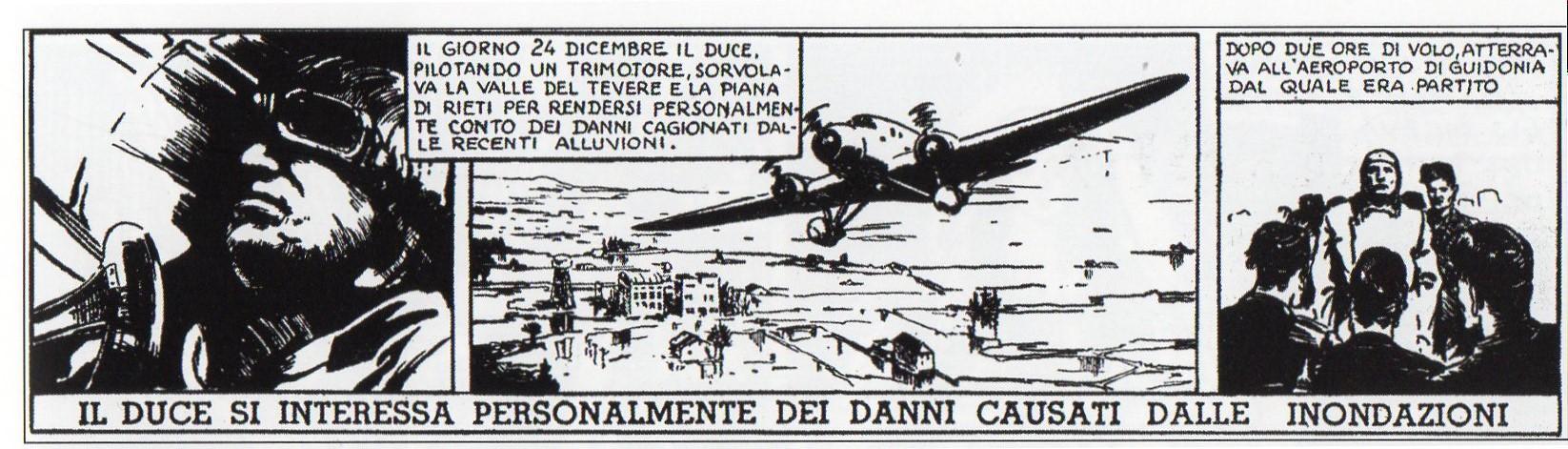 "Fascismo & Fumetto: il ""paradosso"" avventuroso"