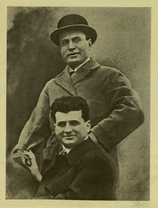 1921: Primavera di Bellezza (primo capitolo)