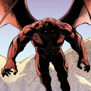 Demogorgone nel fumetto Marvel