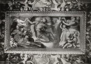 Demogorgone e la nascita di Litigio nell'affresco dello Zucchi