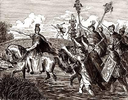 La Legione Romana nelle sue prime riforme