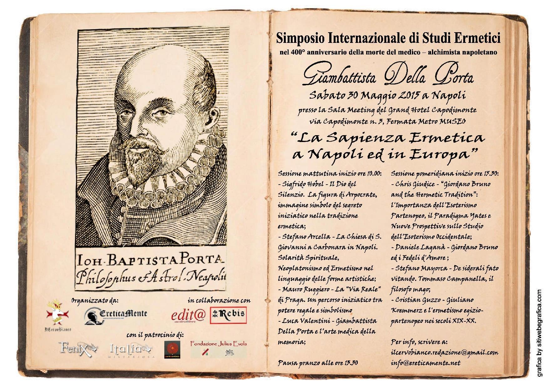 La Sapienza Ermetica a Napoli ed in Europa