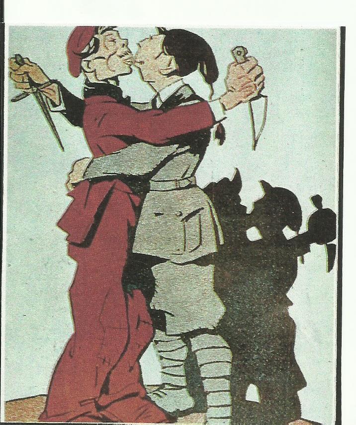 1922: l'anno primo dell'Era Fascista (secondo capitolo)