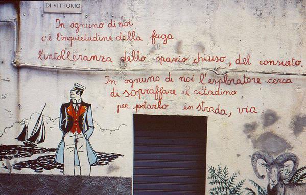 Atmosfere tra Céline e Corto Maltese