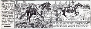 Elementi contemporanei (del 1935) in Ulceda: riferimenti all'Era Fascista e alla Marcia