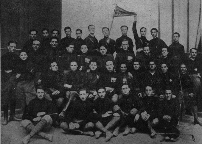 1922: l'anno primo dell'Era Fascista (quarto capitolo)
