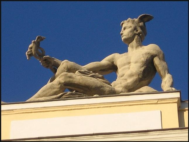 Mysteria Parte Quarta ∼ Il Dio dell'Arcano: Hermes – Thot