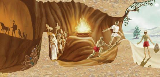 Mysteria Parte Terza ∼ La Caverna, Utero primordiale e specchio lunare: riti Misterici e Misteri iniziatici