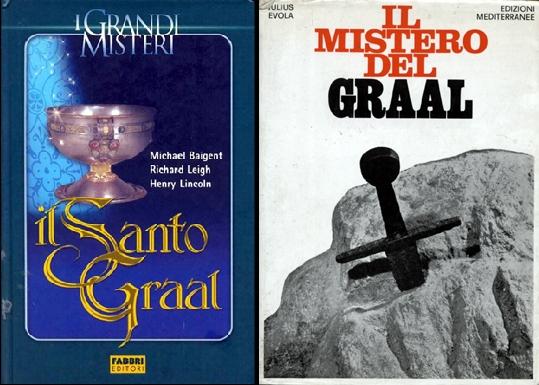 Il mito del Graal e il mistero di re Artù, prima parte