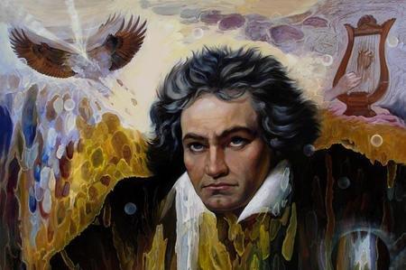 Beethoven:  il  mondo  presenta  se  stesso  nella  sua musicale eternità