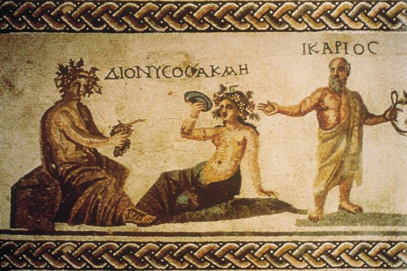 Sulle tracce della Sapienza… a lezione da Angelo Tonelli Quarta Parte – Dioniso, Il Dio della Sapienza: la visione suprema