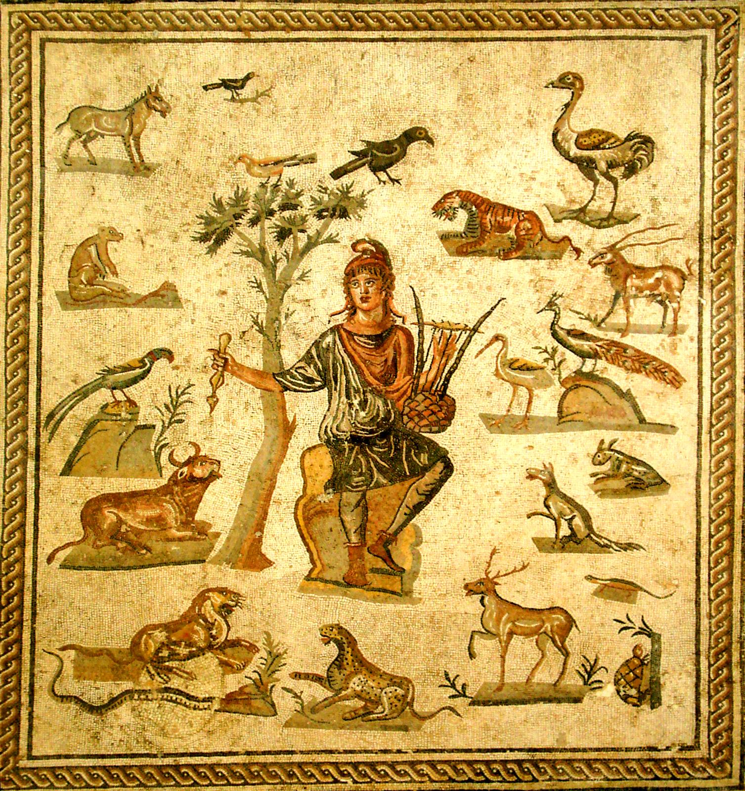 Sulle tracce della Sapienza… a lezione da Angelo Tonelli Quinta Parte – Orfeo, il Poeta Incantatore