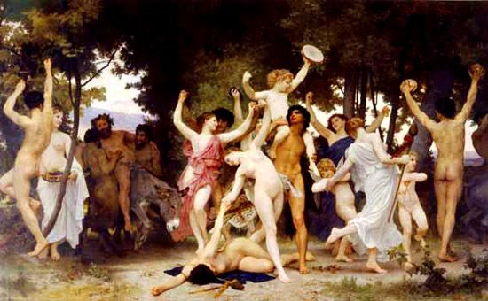 Sulle tracce della Sapienza… a lezione da Angelo Tonelli Settima Parte – Il mito orfico dello smembramento di Dioniso ed il simbolismo dello specchio