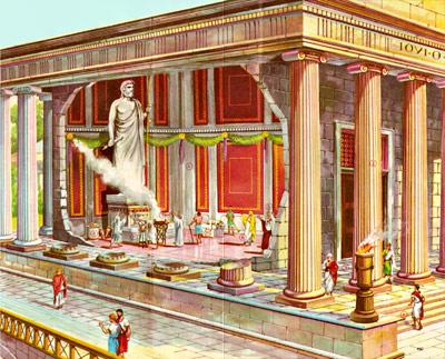 L'epifania di Roma: l'identificazione di pubblico con sacro e di privato con profano – Giandomenico Casalino