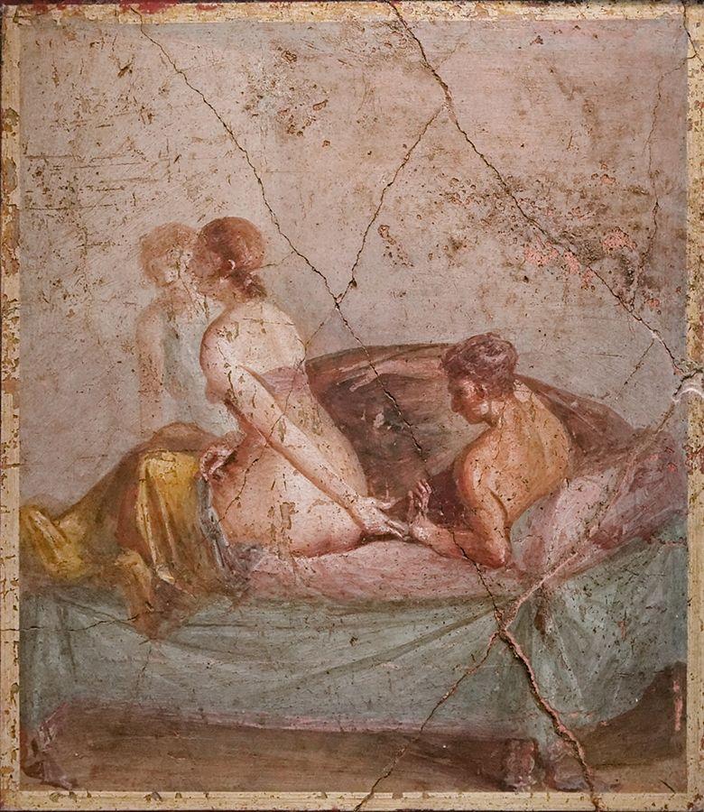 Differenza del desiderio e desiderio della differenza: eros e philia nella magia erotica greco-romana – Giovanni Casadio