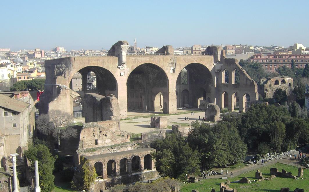 Gli edifici di culto a sei absidi da Roma al Cristianesimo – Paolo Galiano