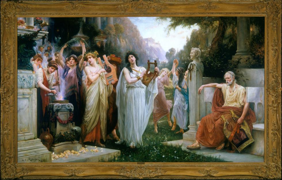 Il magico culto delle Vestali – Stefano Mayorca