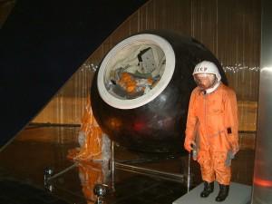 """Coincidenza (?) vuole che """"S.K.1"""" sia anche il nome della prima tuta spaziale della storia, indossata da Yuri Gagarin nel suo primo celebre volo orbitale!"""